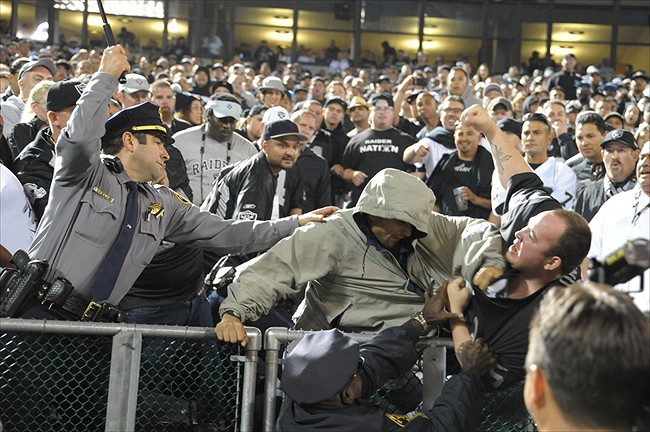 5 Things Ruining The Nfl For Fans 5 Fan Violence