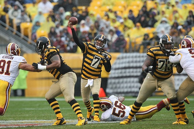 save off 097fd 2861a Steelers To Wear Throwbacks Again: A Browns Fan Was Never ...