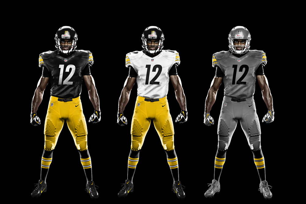 c5df5cf70d6 JesseAlkire PittsburghSteelers. What do you think Steeler Nation. Weigh in  on these conceptual uniforms.