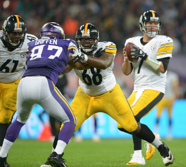 What To Expect From Pittsburgh Steelers: 2014: Tackles