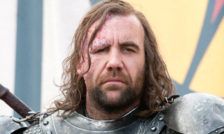 Image result for the hound game of thrones