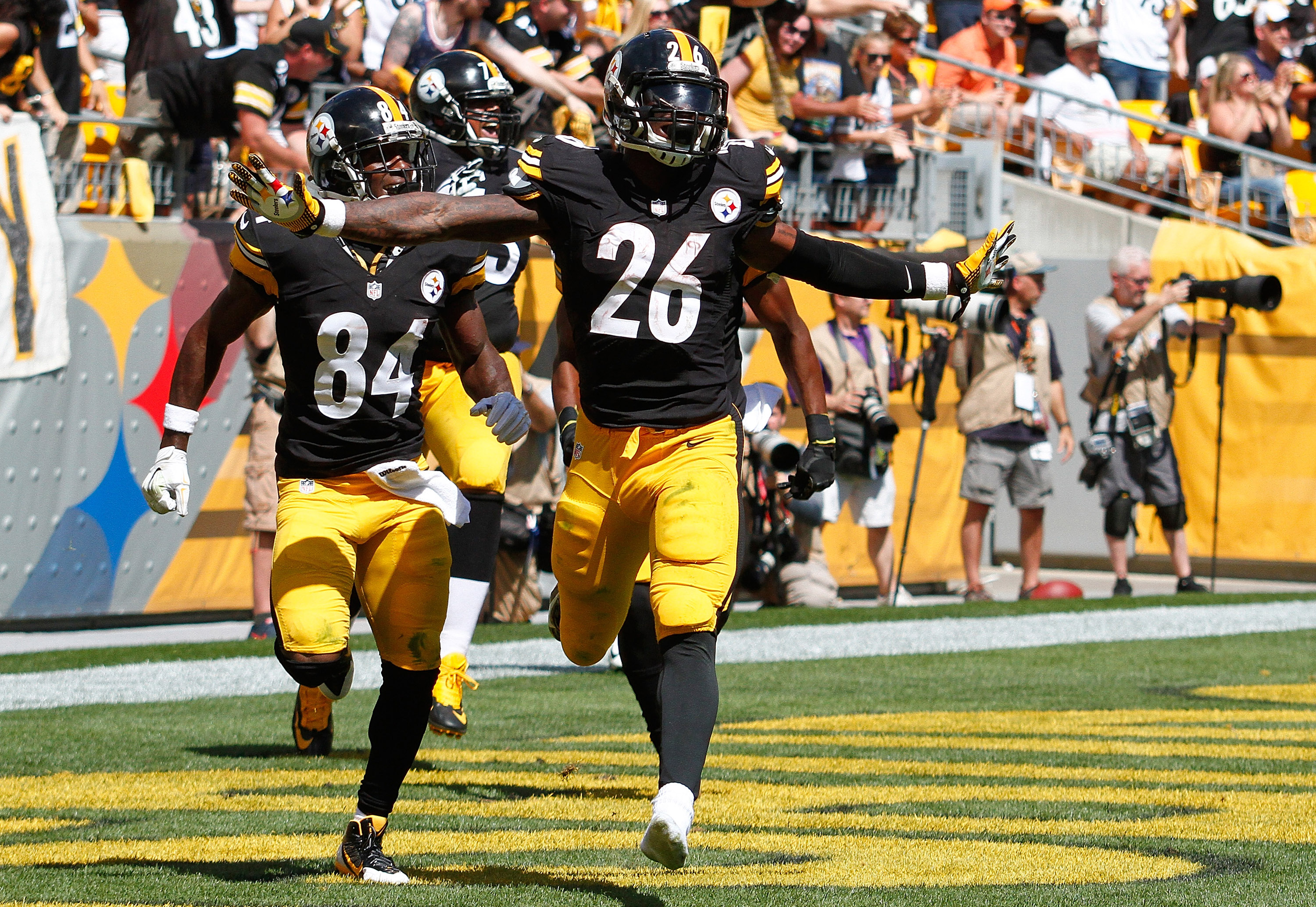 How much Le'Veon Bell coming back means to the Pittsburgh Steelers