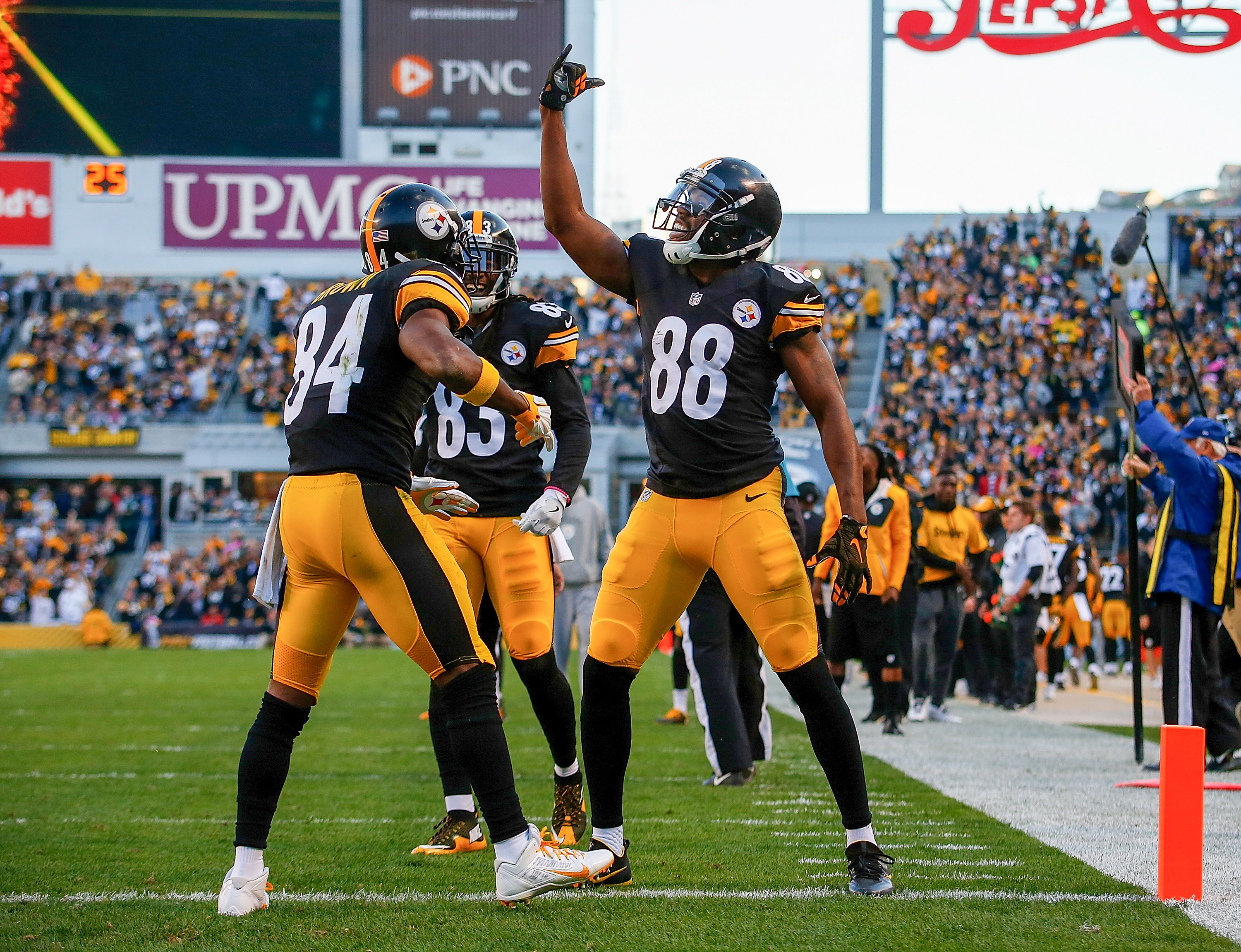 Pittsburgh Steelers release first depth chart of 2017Steelers Depth Chart