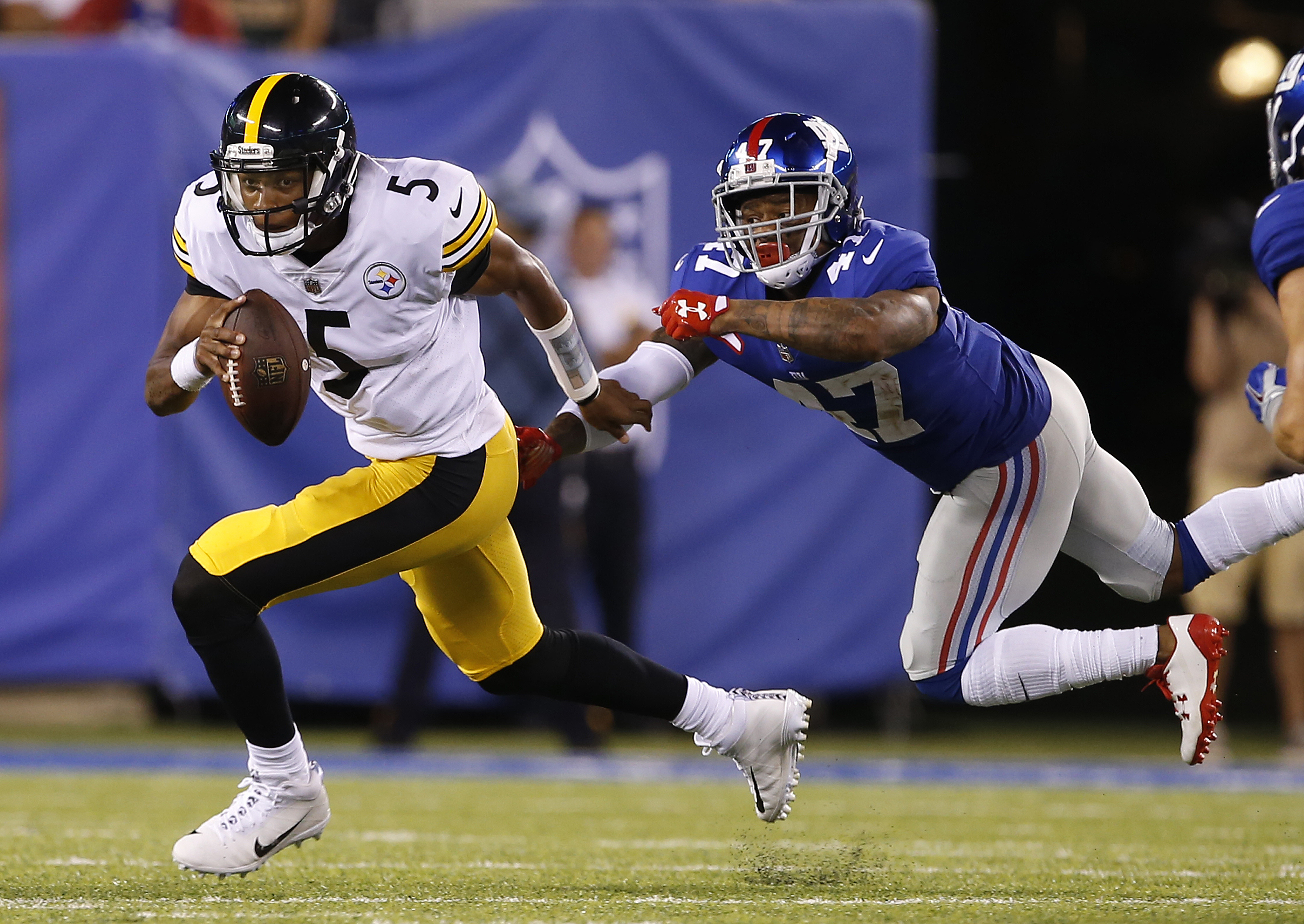 Pittsburgh Steelers look to keep improving against Atlanta