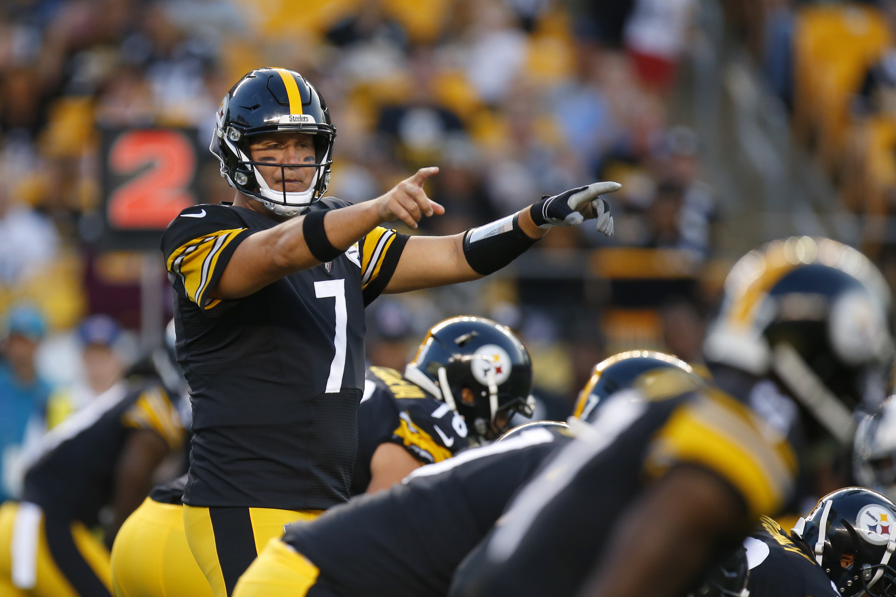 Pittsburgh Steelers: Final 53-man roster prediction