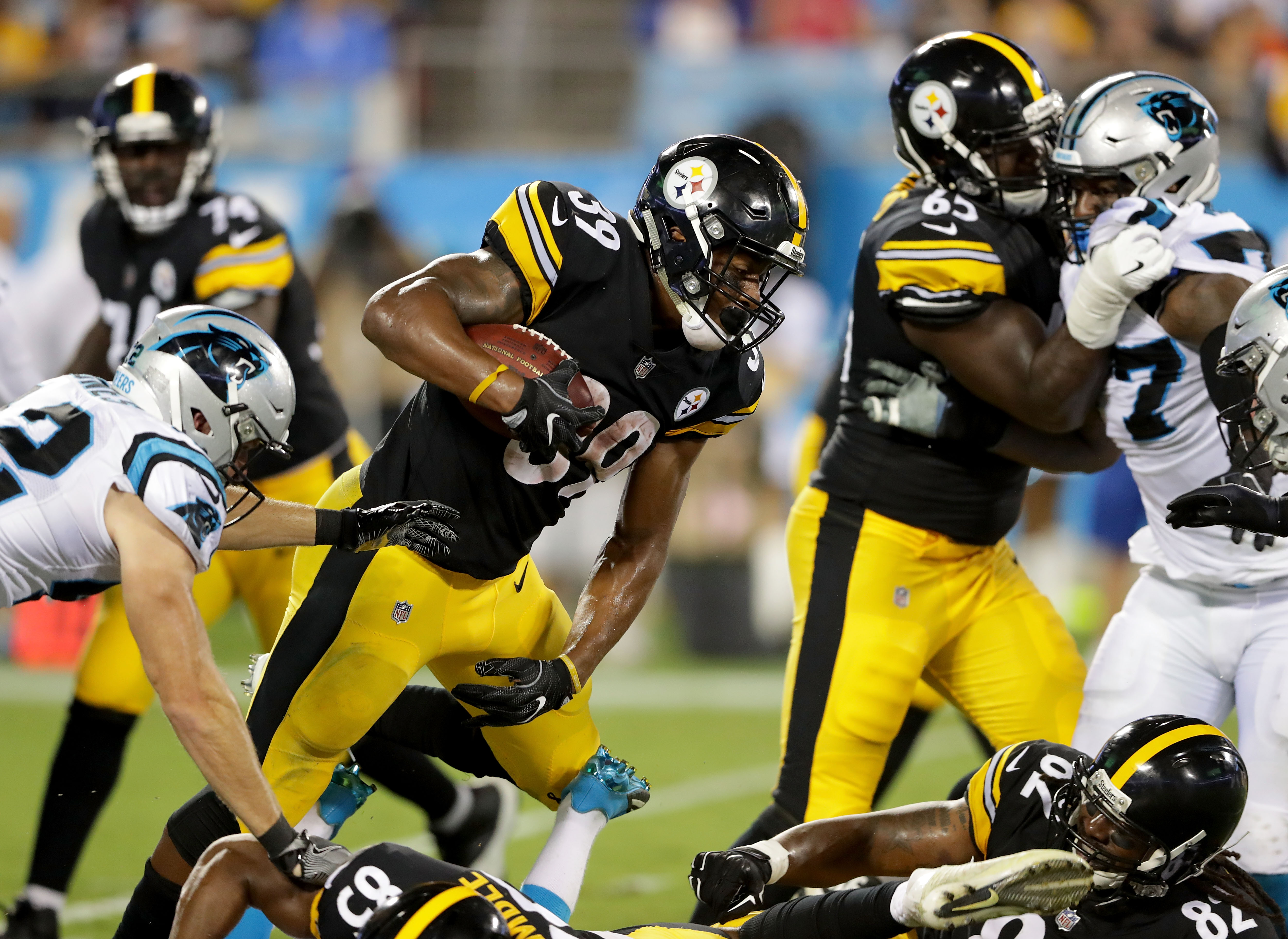 Pittsburgh Steelers: 3 surprise players who will make 53 ...Steelers Roster