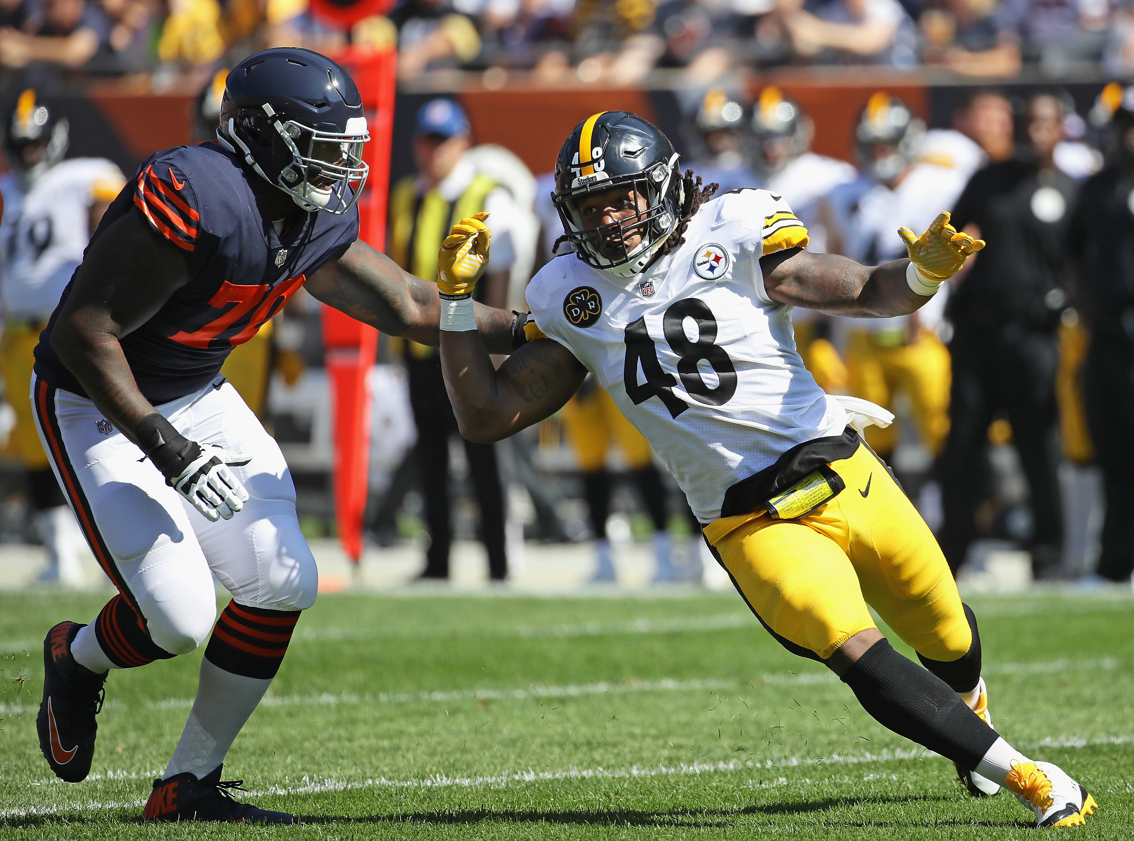 Pittsburgh Steelers: 3 players that need to step up rest ...Steelers Roster