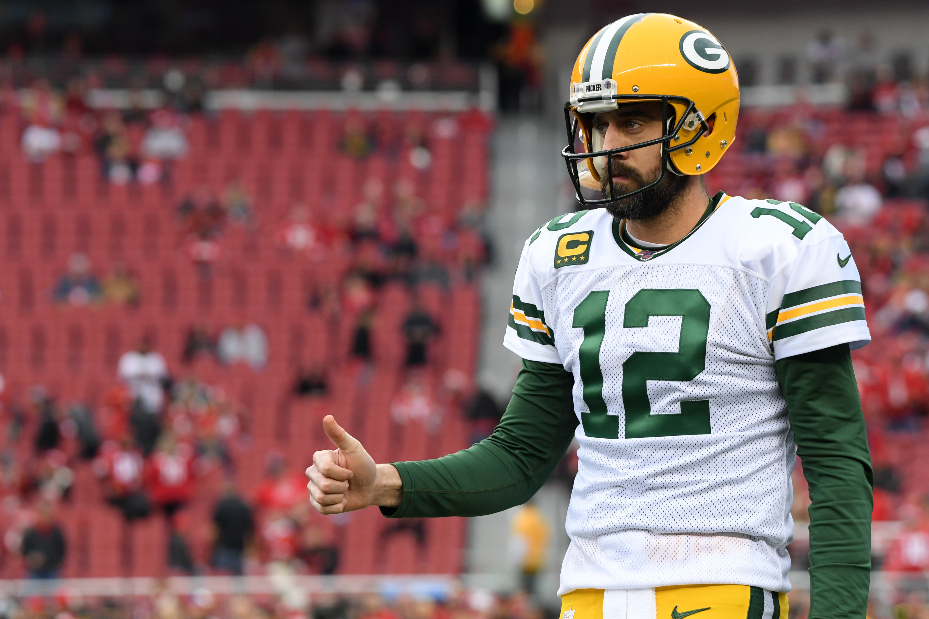 Could Aaron Rodgers Be An Option For The Steelers In 2022