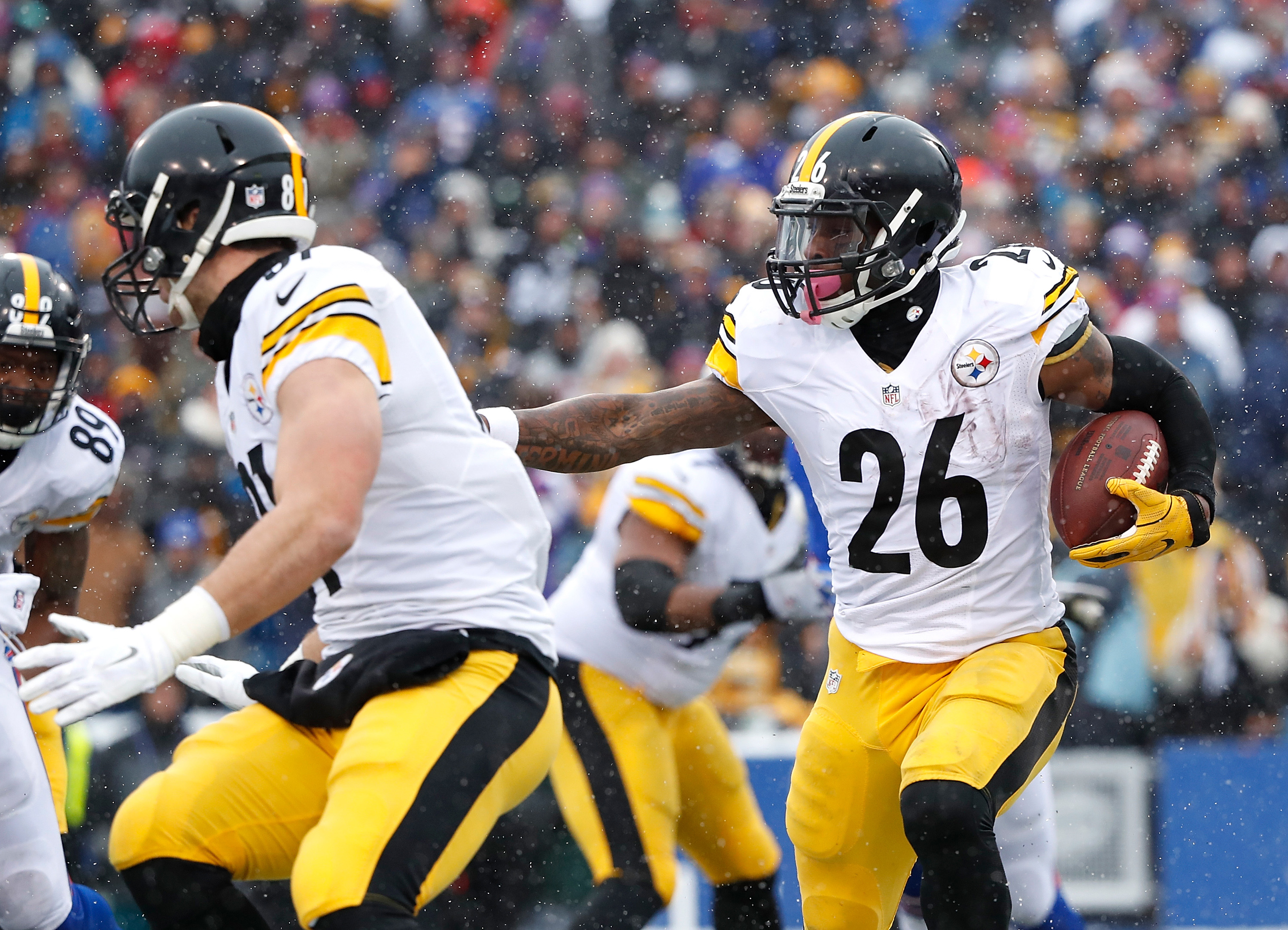 Pittsburgh Steelers: 2017 53-man roster projectionSteelers Roster