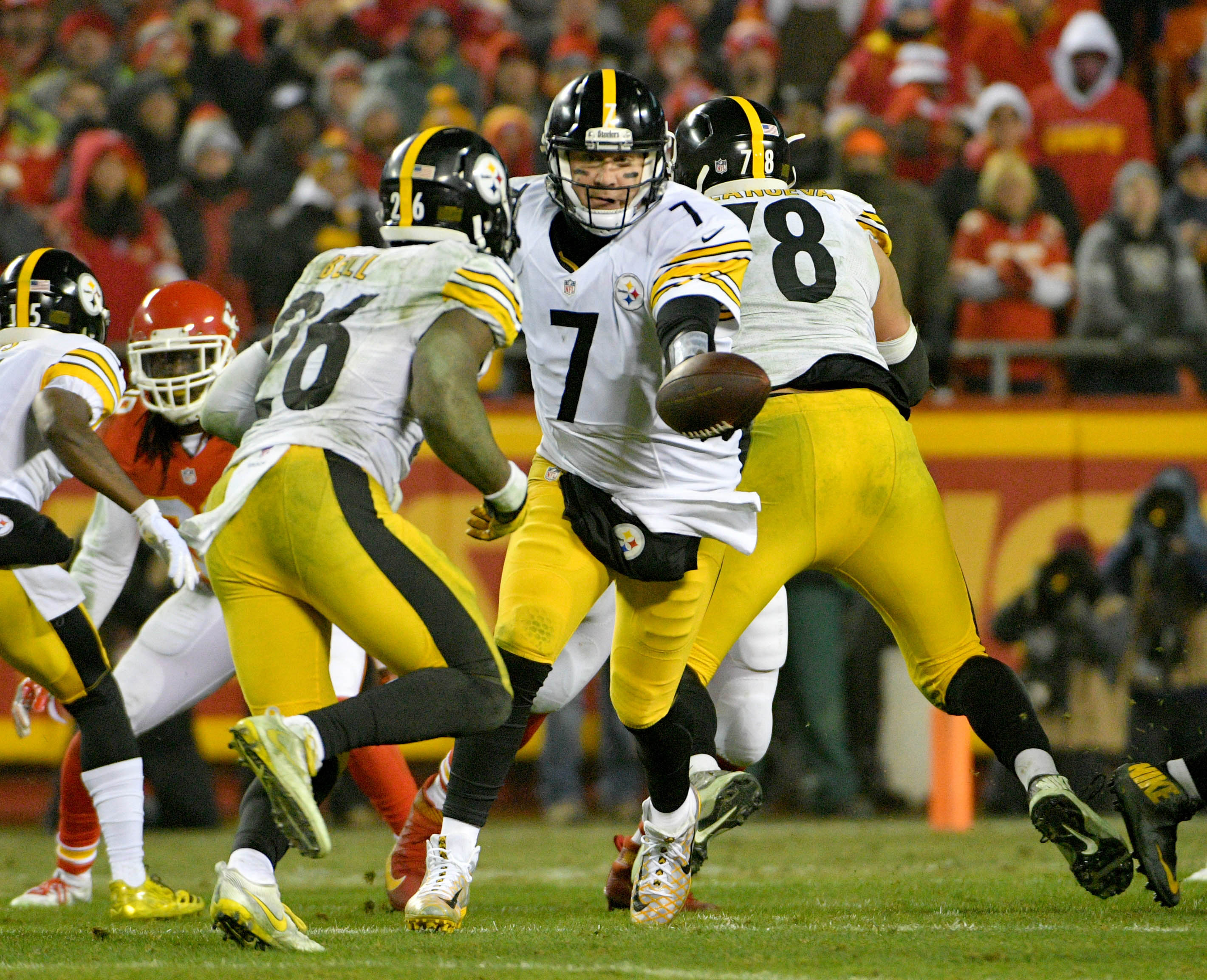 Steelers Schedule 2017 >> Pittsburgh Steelers: Remaining offensive questions after the draft