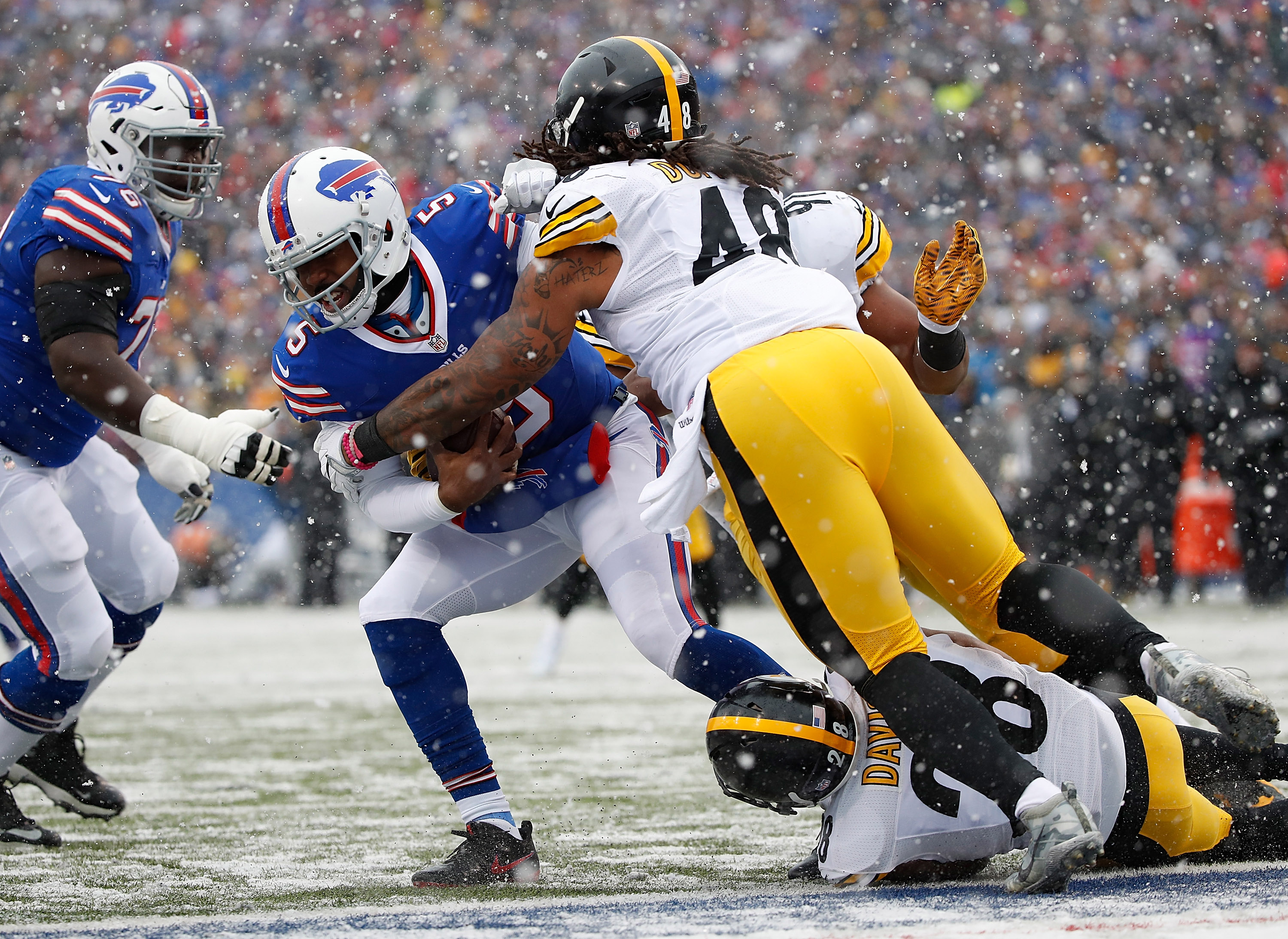 Pittsburgh Steelers: Top 5 defensive players of 2017 - Page 3Steelers Roster
