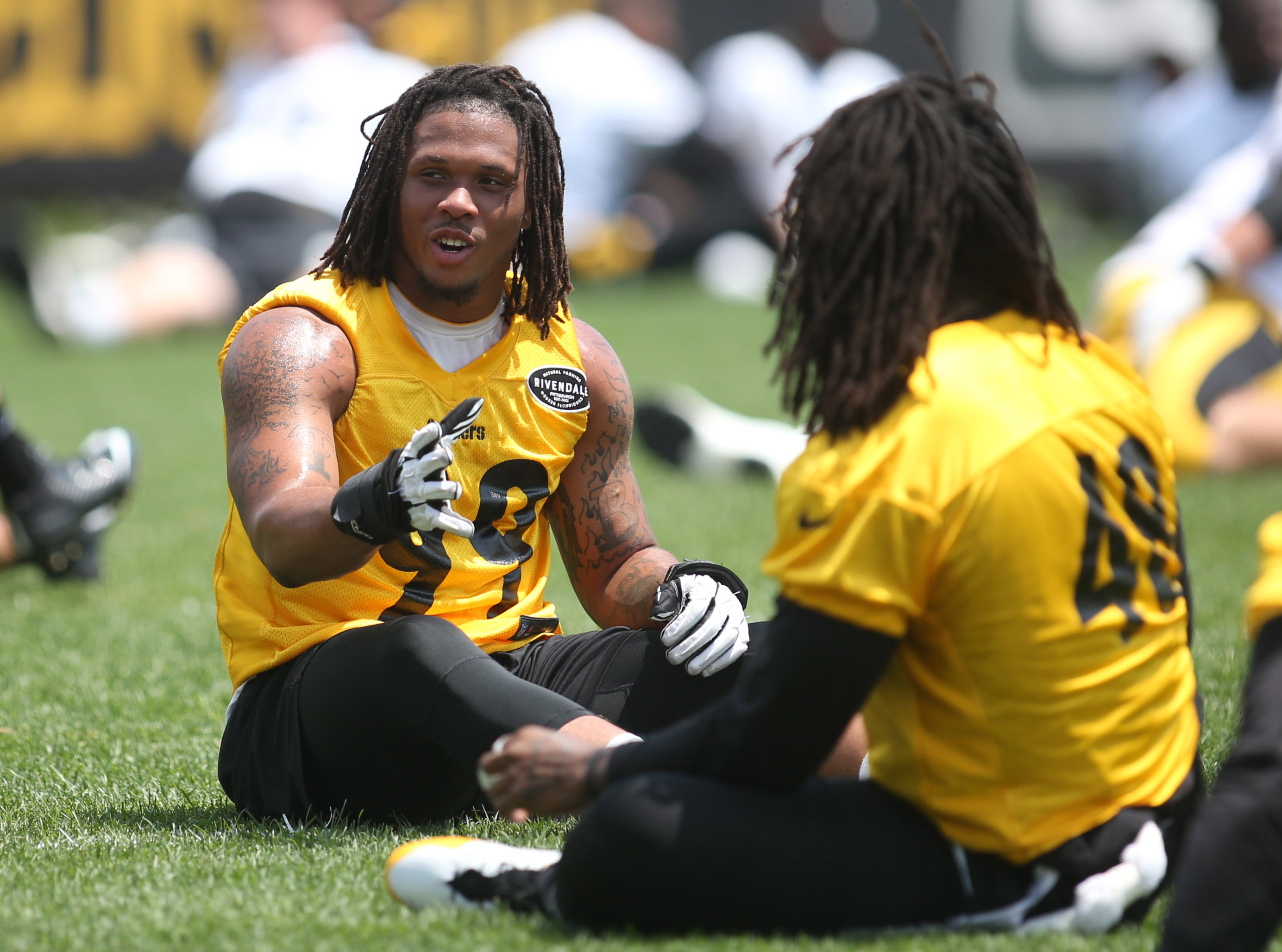 Meet the pick keion adams and his future with the pittsburgh steelers m4hsunfo